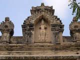 ChandraGiri - Entrance to 14 Mandirji